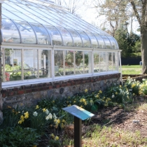 2019 Seed to Seed program at Greenwich Land Trust