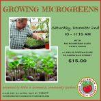 Microgreens Class
